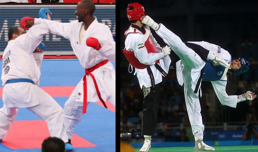 Karate vs TaeKwonDo: Is One Better Or Just Better For You